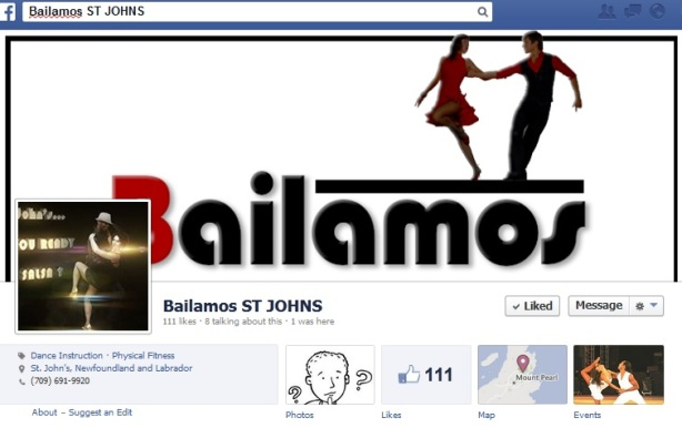 bailamos st johns fb page pic
