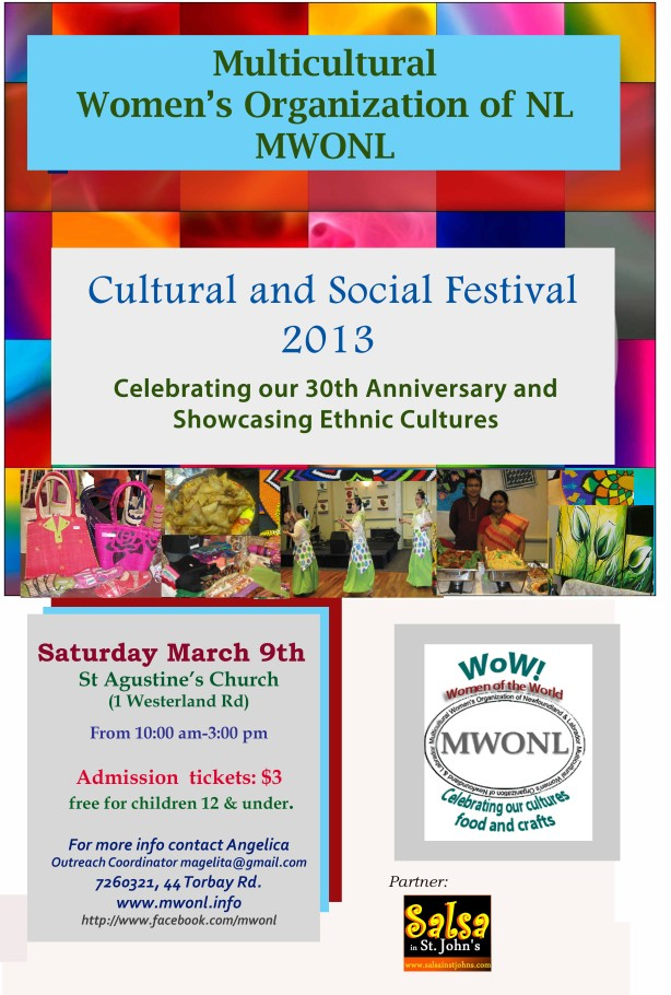 MWONL fair March 9th poster