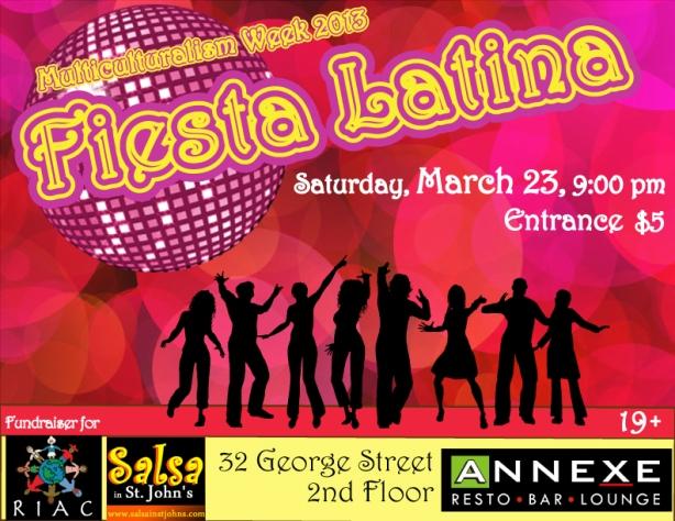 riac multicultural week salsa 2013