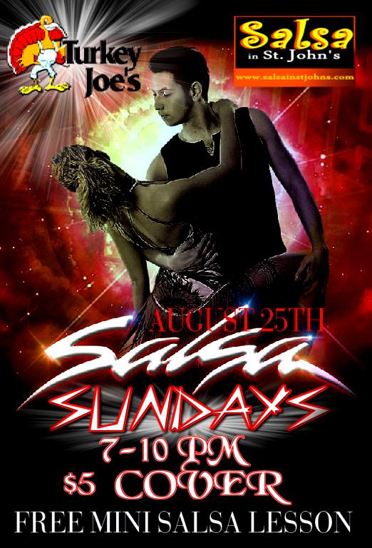 turkey joes new sunday poster jh
