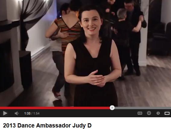 2013 Dance Ambassador Judy D