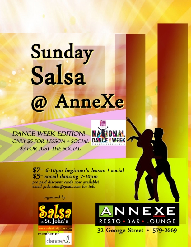 Sunday salsa poster DANCE WK 2013 EDn copy
