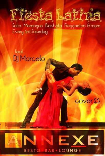 marcelo annexe fiesta every 3 wks flyer