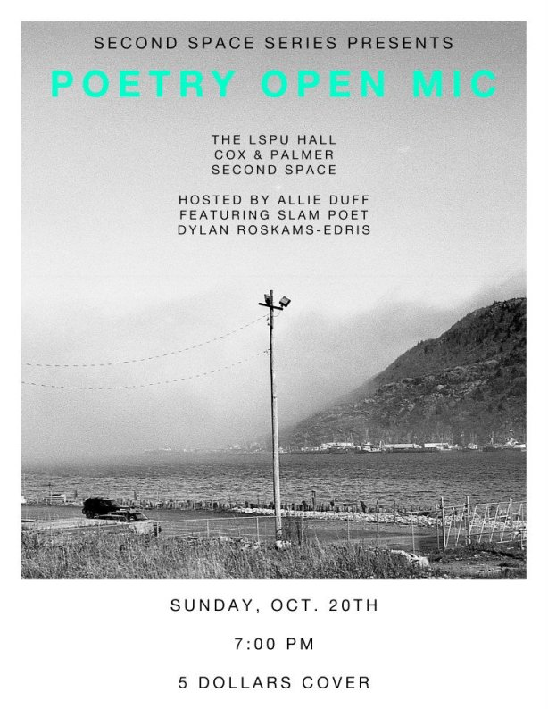peotry open mic flyer oct 20 2013
