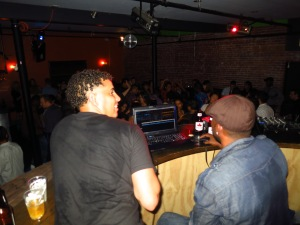 DJ Gustavo & DJ Marcelo got people dancing at The Mixx