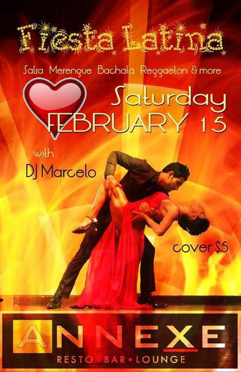 dj marcelo valentines fiesta annexe 2014