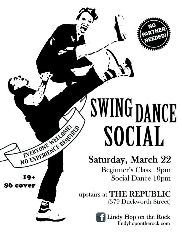 Swing Dance news | SalsainStJohns