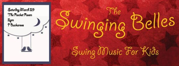 swinging belles march 29 2014