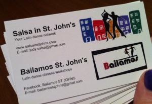 sisj and bailamos card