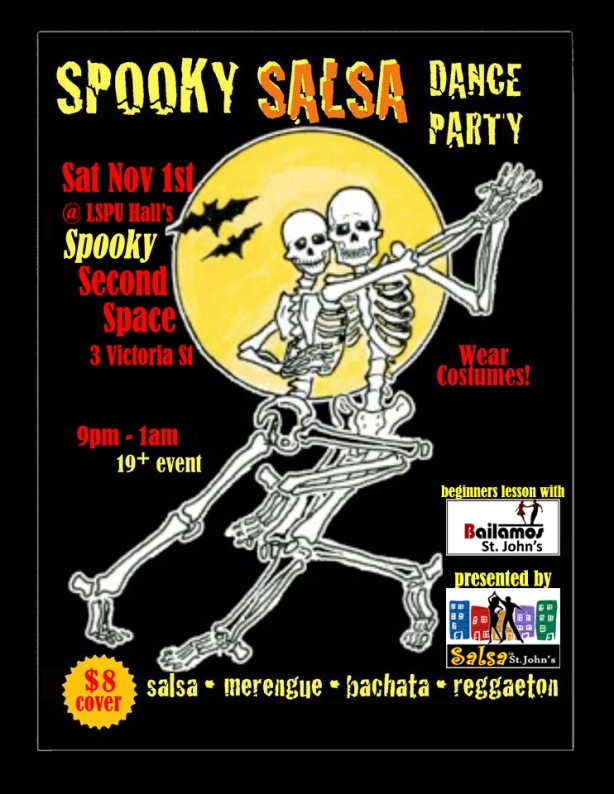 2014 halloween poster copy