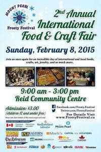 internatl food craft fair feb 2015