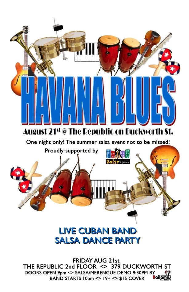havana blues 2015