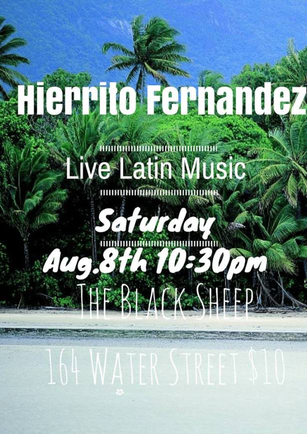 Hierrito Fernandez Aug 8 2015